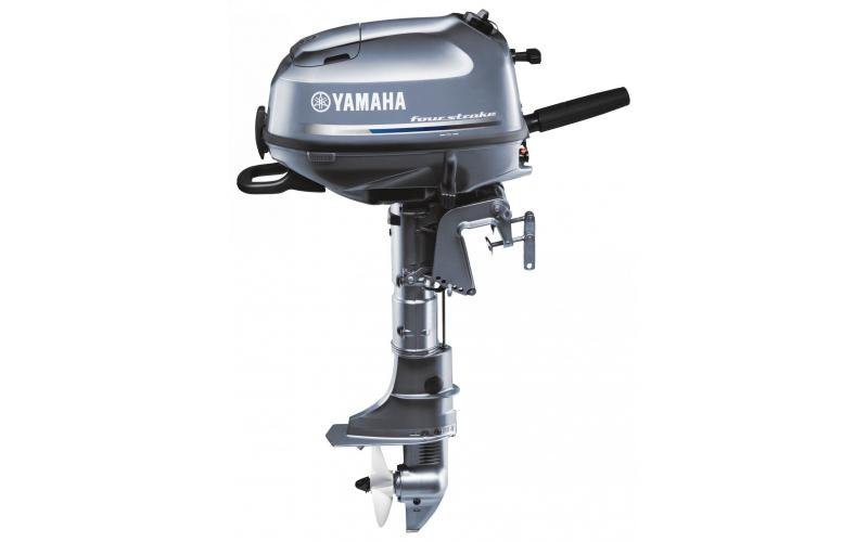 Yamaha f 6 hp long 139cc 28kg four stroke by leadma for Yamaha 6hp outboard motor