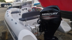 GRAND S470 NLF +Mercury 60HP