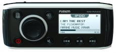 Fusion MS-RA50, AM/FM/AUX/iPOD-iPHONE/Bluetooth Ready Marine Stereo (2Χ40Watt)