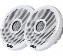 "FUSION  MS-FR4021  4"" 120 Watt 2-Way Speakers"