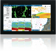 "NEW - NavNet TZtouch3 TZT16F 16"" HYBRID TOUCH IPS DISPLAY"