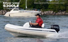 GRAND S300 LF Silver Line Tenders (Deluxe)