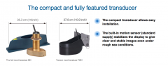 The compact and fully featured transducer